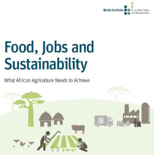 Article : Food, Jobs and Sustainability