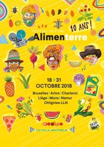 SOS Faim Belgique : la 10ème  édition du festival Alimenterre c'est pour bientôt !