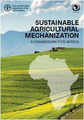 Ouvrage FAO :  La mécanisation agricole durable