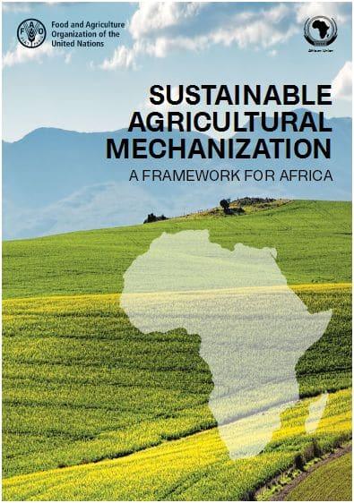 Ouvrage FAO :  La mécanisation agricole durable, un cadre de travail pour l'Afrique (SAMA)