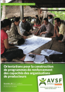 Capitalisation : Orientations pour la construction de programmes de renforcement des capacités des organisations de producteurs - 2ème édition