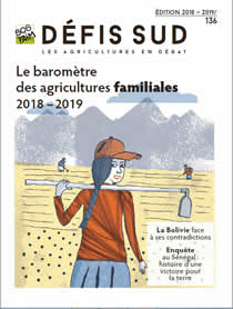 Défis Sud n°136 : Baromètre des agricultures familiales 2018-2019