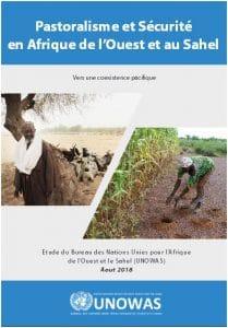 Etude : Pastoralisme et sécurité en Afrique de l'Ouest