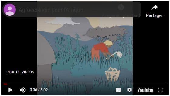 Vidéo : L'agroécologie pour l'Afrique