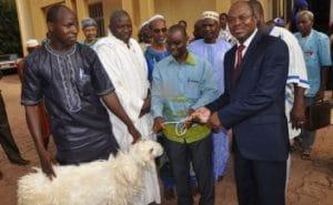 1er Salon de l'Elevage du Burkina Faso (SABEL)
