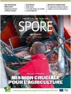 Revue Spore n°191 : Changer d'échelle