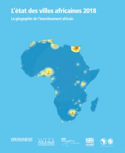 Publication: L'état des villes africaines 2018