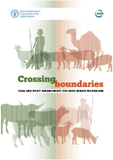 Report : Legal and policy arrangements for cross-border pastoralism