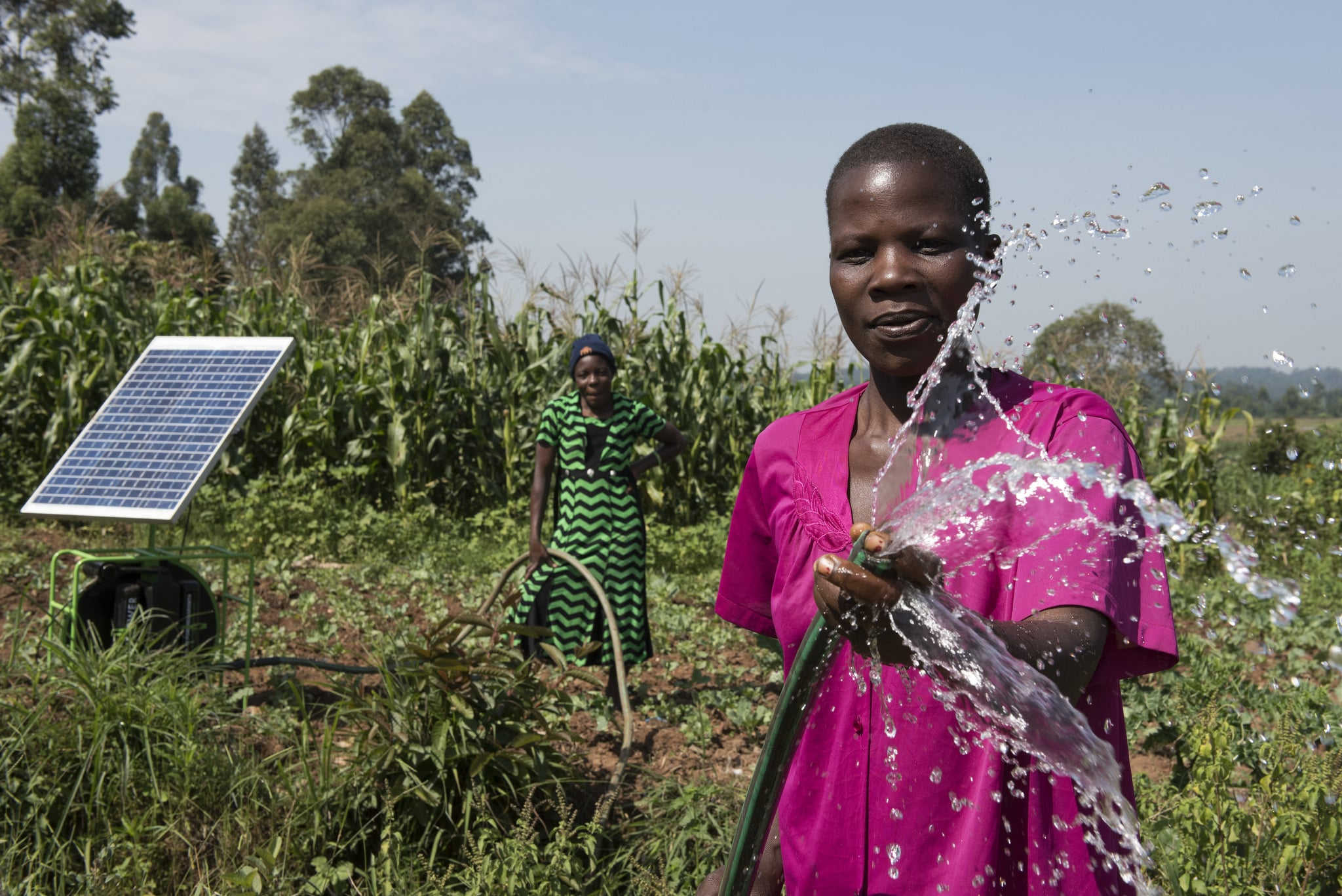 Toolkit : Making small-scale irrigation work for women