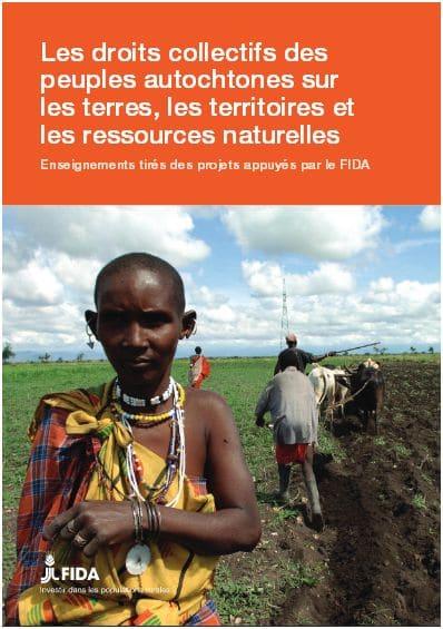 Rapport : Les droits collectifs des  peuples autochtones sur  les terres, les territoires et  les ressources naturelles