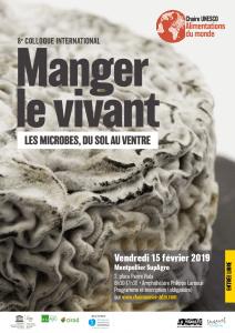 8e RDV annuel de la Chaire Unesco Alimentations du monde