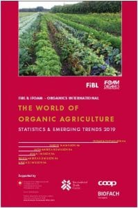 Report : The world of organic agriculture 2019