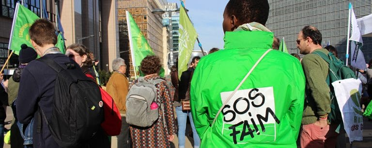 821 millions de personnes souffrent encore de la faim dans le monde : à l'approche des élections législatives, SOS Faim interpelle les acteurs politiques belges