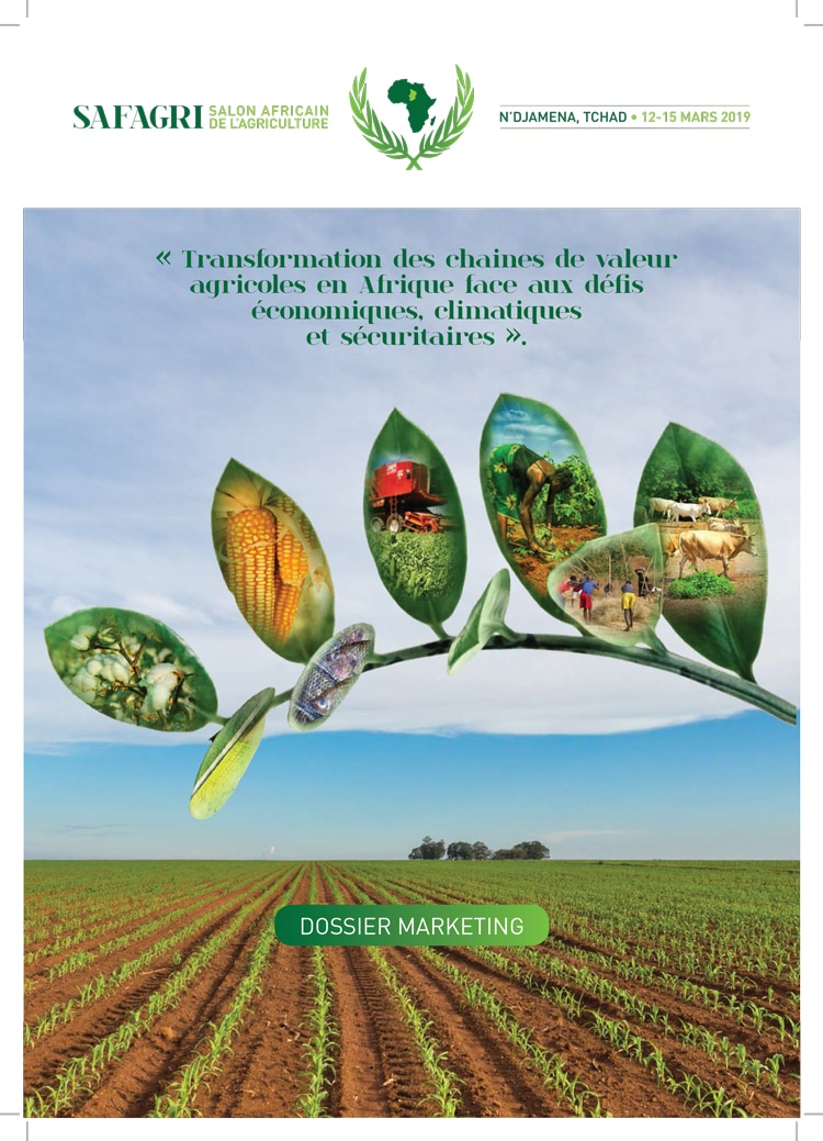 1er Salon africain de l'agriculture (SAFAGRI)