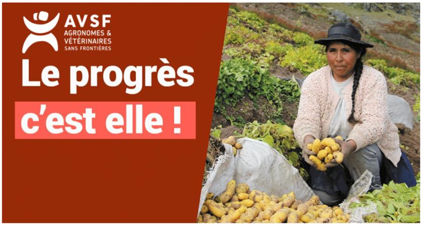 AVSF - Nouvelle campagne de sensibilisation sur le progrès