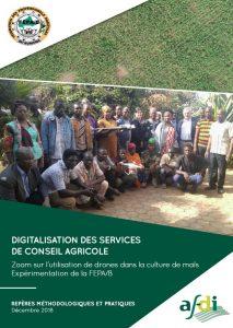 Rapport : Digitalisation des services de conseil agricole - L'utilisation de drones dans la culture de maïs au Burkina