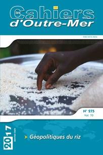 Revue : Géopolitiques du riz