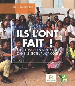 Publication : Être jeune et entreprendre dans le secteur agricole
