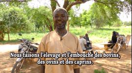 Vidéo : Enjeux de l'accès des paysans ouest-africains au financement de leurs activités
