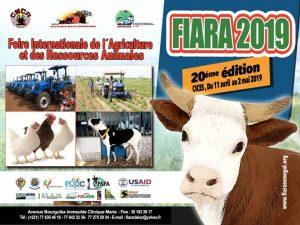 20 ème édition de la Foire internationale de l'agriculture et des ressources animales (FIARA)