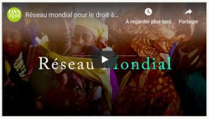SOS Faim Luxembourg rejoint le Réseau mondial pour le droit à l'alimentation et la nutrition
