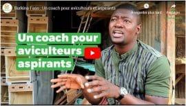 Vidéo-entretien : Au Burkina Faso