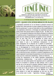 Bulletin FENOP Infos N°35