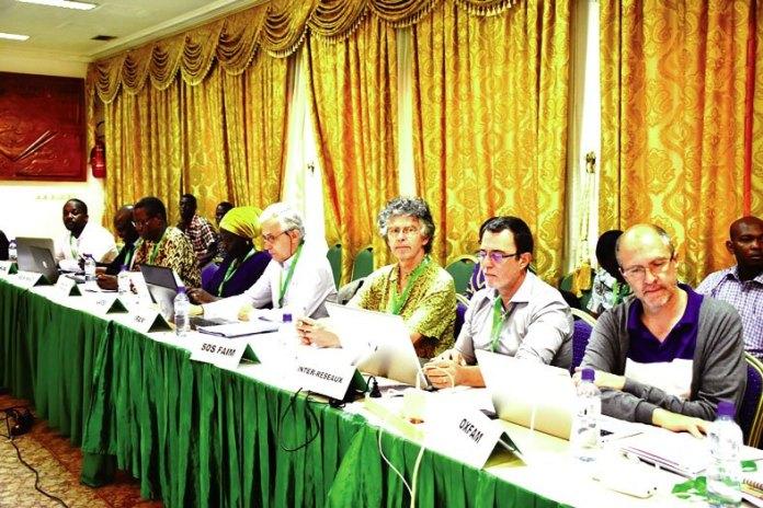 Article: Sécurité alimentaire en Afrique de l'Ouest, les organisations paysannes se concertent à Ouagadougou