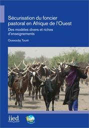 Rapport: Sécurisation du foncier pastoral en Afrique de l'Ouest
