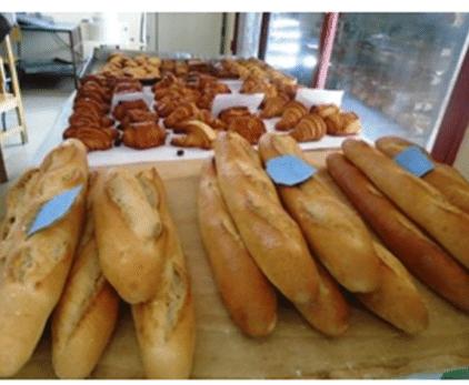 Note - Du pain composé avec moins de blé importé et plus de farines locales,  un espoir déçu ?
