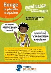 Article - Nouveau magazine spécial ados sur l'agroécologie