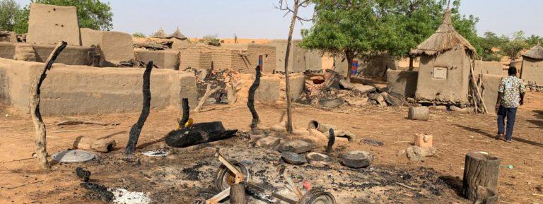 Article : SOS Faim s'inquiète de la situation au Burkina et au Mali