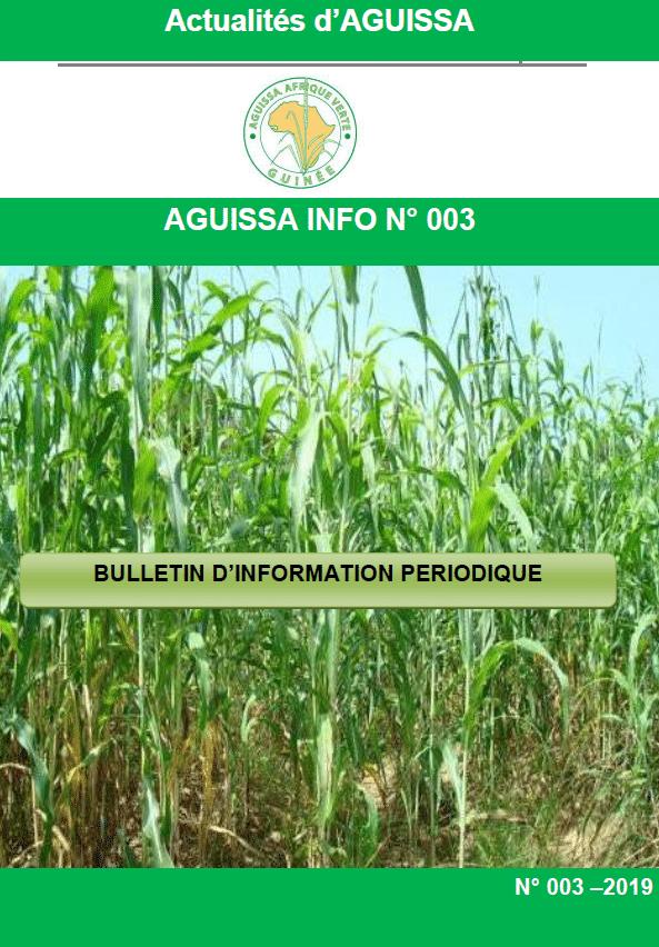 Bulletin Aguissa Info n°3