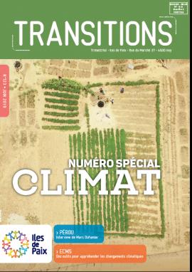 Publication - Transitions n°123 spécial Climat