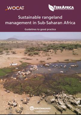 Lignes directrices - Gestion durable des pâturages en Afrique sub-saharienne