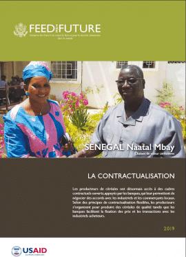 Capitalisations : Chaînes de valeur agricoles au Sénégal