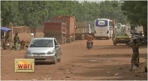 Film : Remise de vivres au Mali - Appui de la Réserve régionale de sécurité alimentaire
