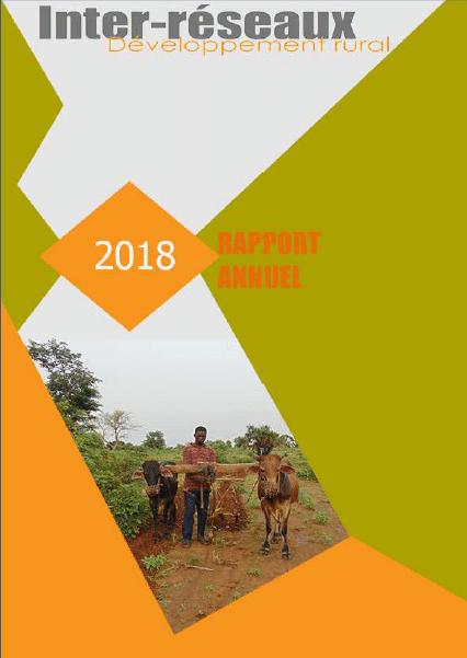 Inter-réseaux - Rapport d'activité 2018