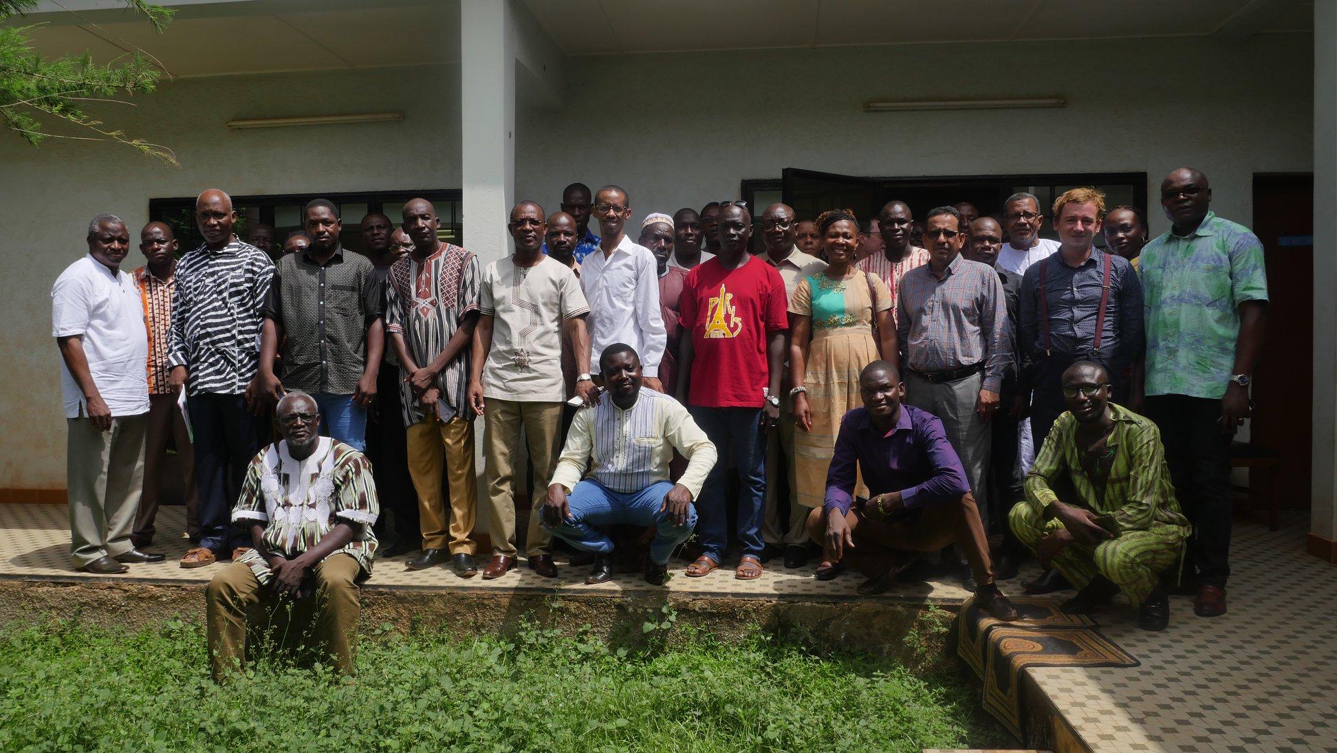 Journée d'échanges - Conseil agricole au Burkina: Enjeux et défis autour des TIC et des jeunes
