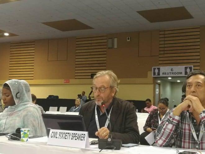 Communiqué: Déclaration finale de la société civile à la COP 14