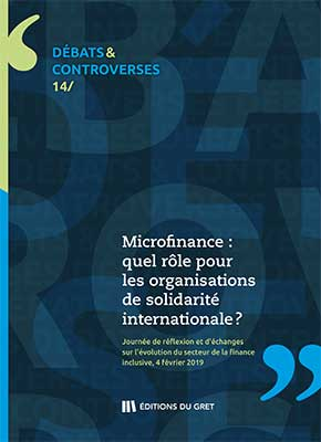 Actes de colloque: Microfinance/quel rôle pour les organisations de solidarité internationale ?
