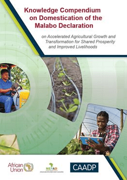 Répertoire de connaissances : L'intégration de la déclaration de Malabo au niveau national