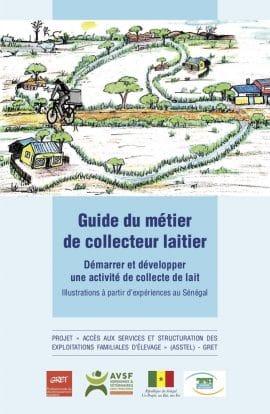 Guide : Métier du collecteur laitier