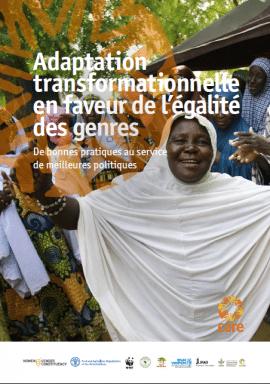Article - Adaptation transformationnelle en faveur de l'égalité des genres