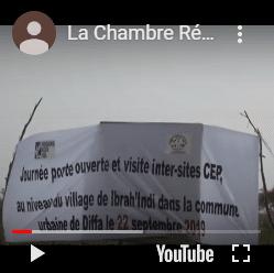 Vidéo : La chambre régionale d'agriculture de Diffa fait le bilan des champs école paysans