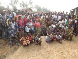 Rapport : En Afrique