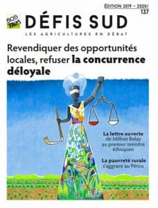 Revue - Défis Sud n°137 : Revendiquer des opportunités locales