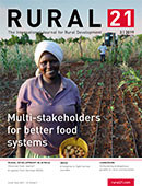 Revue - Rural 21 n°53 : Multi-stakeholders for better food systems