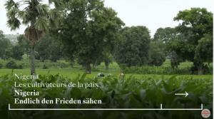 Reportage vidéo - Nigeria : cultiver la paix