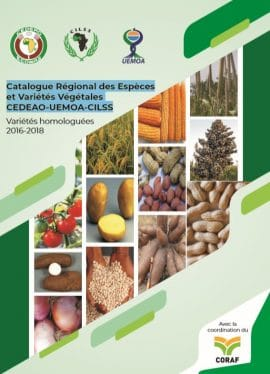 Catalogue régional : Les espèces et variétés végétales